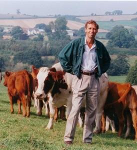 Alan at Magdalen Farm