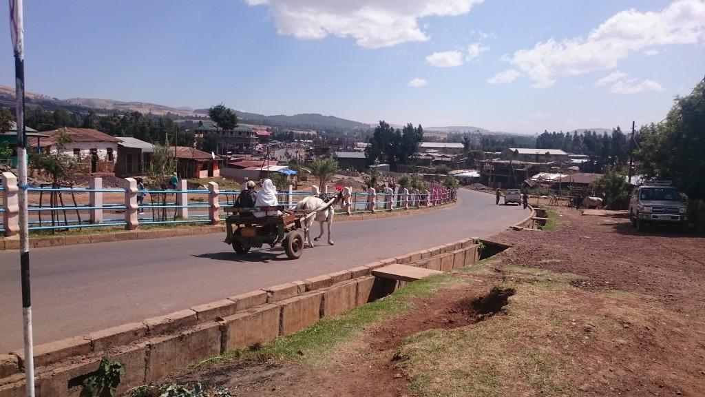 Ethiopia Road